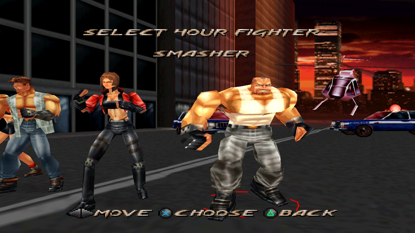 Top 12 Fighting Force (v1 2) Psx Rom Cool - Gorgeous Tiny